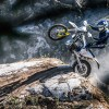 Photos : les Husqvarna enduro 2018