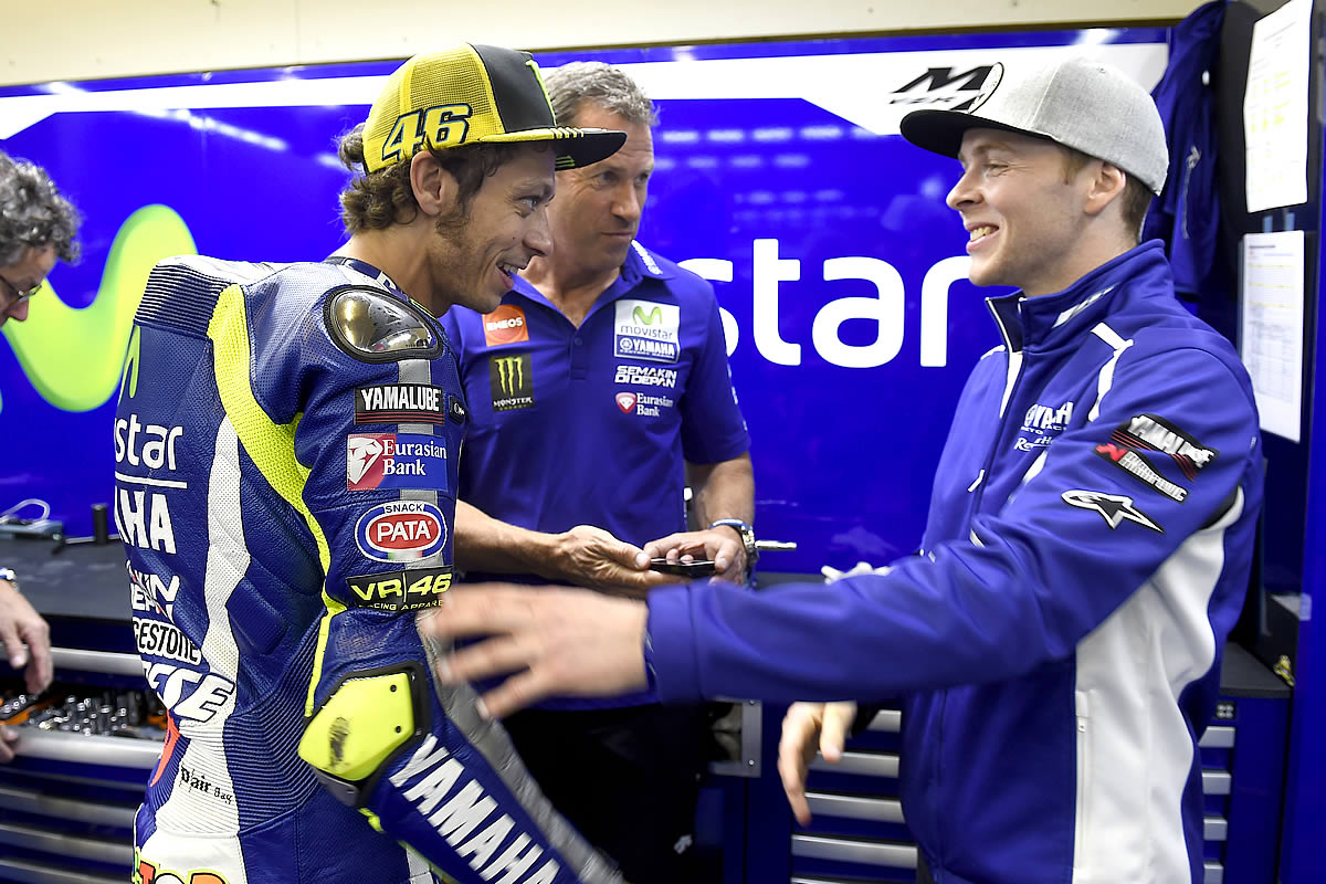 Tribune Fan Club Valentino Rossi | Grand Prix de France Moto - Le Mans ...