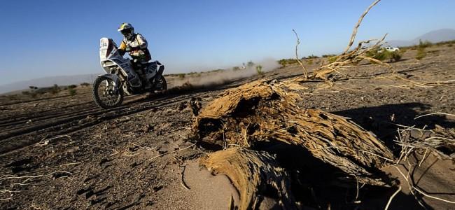 Dakar: la deuxième étape raccourcie