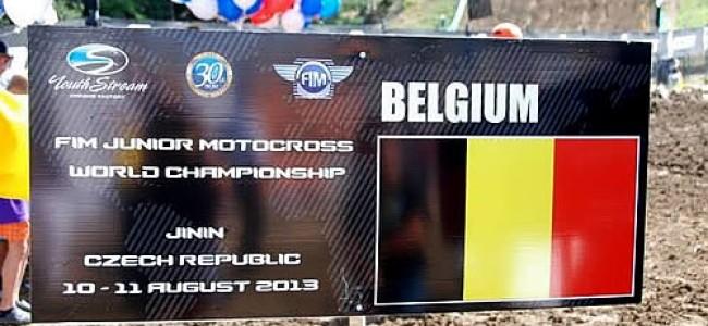 La présélection belge pour le Mondial Junior à Lierneux