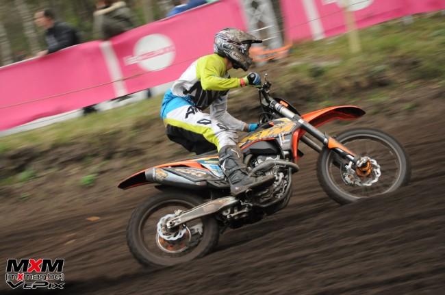 Le championnat de Belgique de motocross fait halte à Mons ce week-end