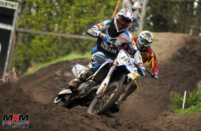 Vidéo: les Belgian Masters of Motocross à Mons