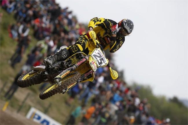 Desalle, Van Horebeek et Strijbos: trois Belges sur le podium à Trentino!