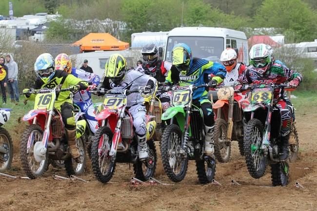Photos: motocross AMPL à Gérouville