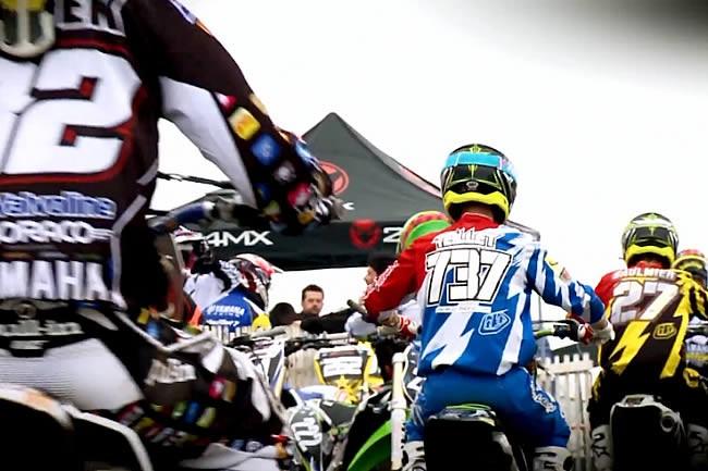 Vidéo: championnat de France Elite à Romagné