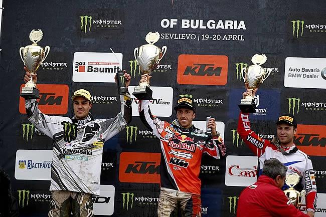 Vidéo: les meilleurs moments du GP de Bulgarie