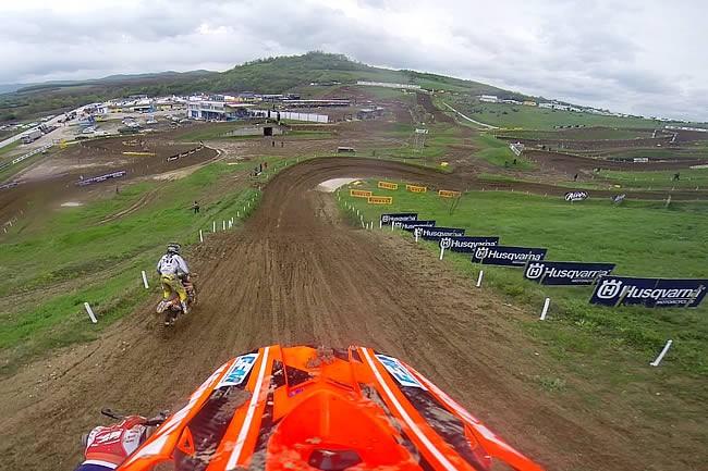 Vidéo: le circuit de Sevlievo avec David Herbreteau