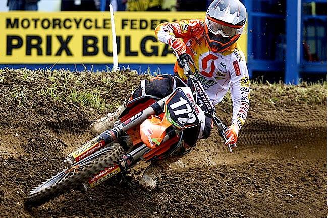 Brent Van Doninck dans le top-10 en Bulgarie