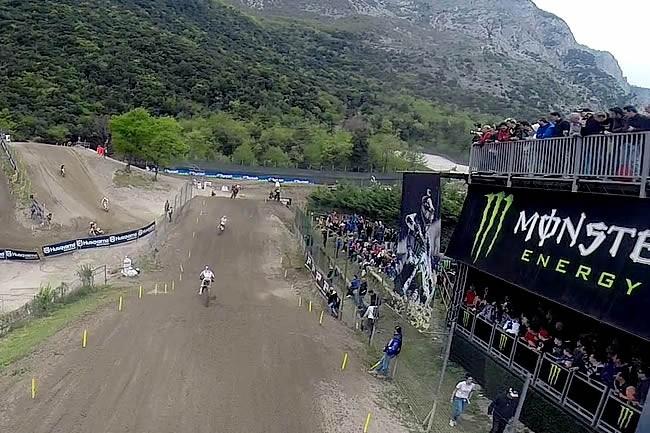 Vidéo: le circuit de Trentino avec Thomas Covington