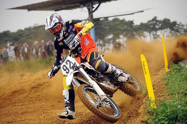 Un troisième motocross électrique à Zolder le 21 avril