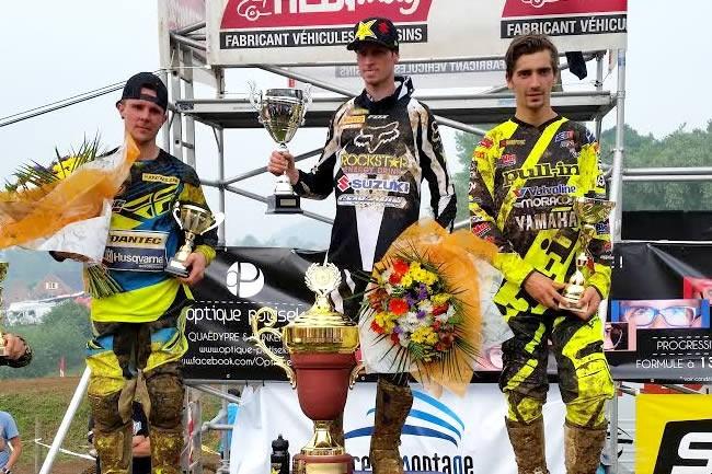 Motocross de Cassel: qui succèdera à Steve Ramon ?