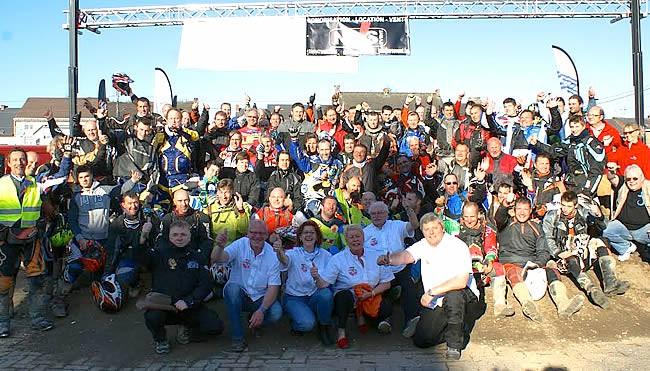 La 2ème édition du Hainaut Enduro Tour confirmée en mai 2015