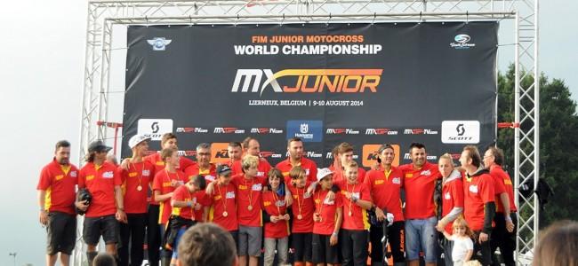 Mondial Junior: les meilleurs moments des qualifications