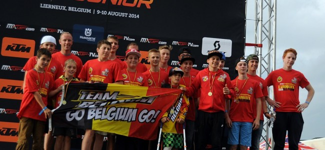 Photos: le vendredi au Mondial Junior à Lierneux