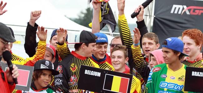 Mondial Junior: un bilan belge mitigé mais pas nécessairement décevant