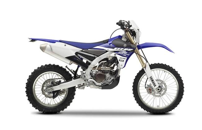 Yamaha présente une nouvelle WR-F 250