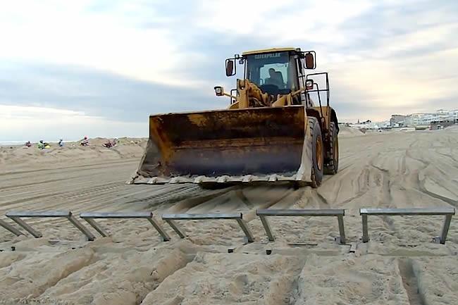Vidéo: les meilleurs moments du Beach Cross de Berck