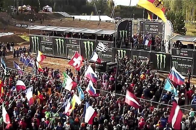 Vidéo: le Motocross des Nations 2014 par Fox