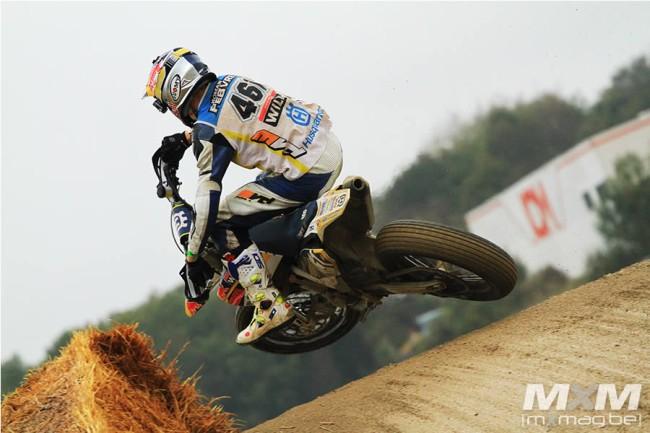 Romain Fèbvre remporte le Superbiker de Mettet