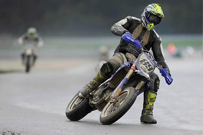 Jérémy Van Horebeek, du Superbiker de Mettet aux premiers tests hivernaux