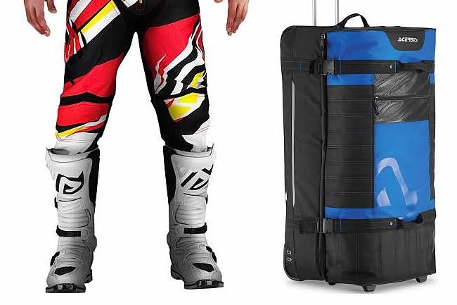 Acerbis Rider Support Kit: à demander chez votre dealer