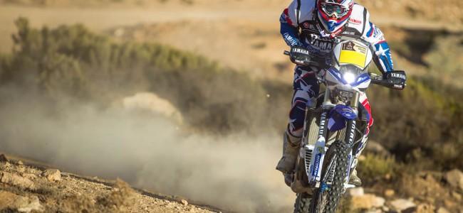 Dakar 2015: Yamaha armé jusqu'aux dents !
