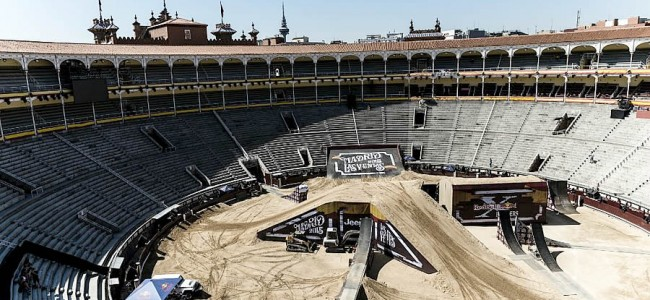 Suivez le Red Bull X-Fighters à Madrid en live !