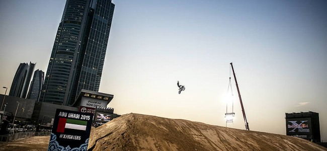 Live: le round final des Red Bull X-Fighters à Abu Dhabi