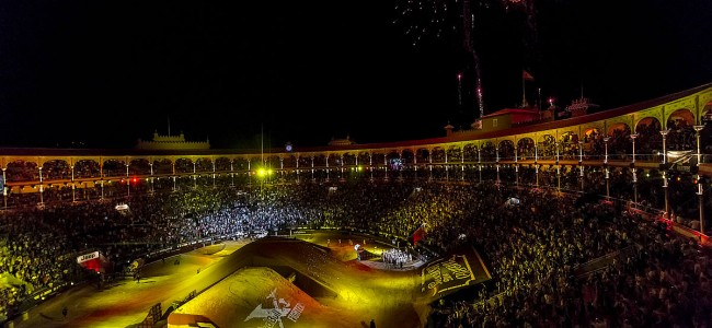Red Bull X-Fighters : quinze ans de FMX à Madrid