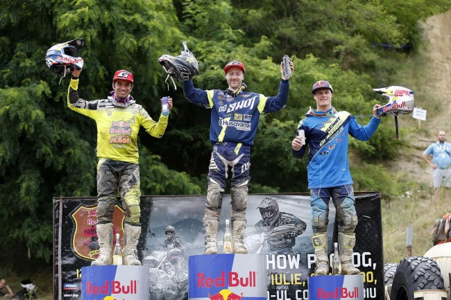 Graham Jarvis remporte ses 5èmes Red Bull Romaniacs !