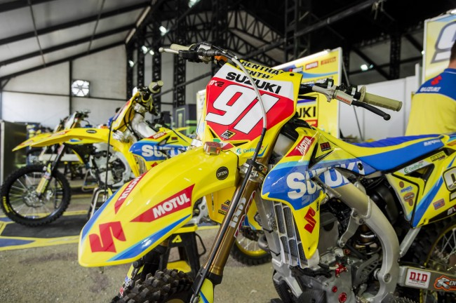 The game behind the game : dans les coulisses du team Suzuki