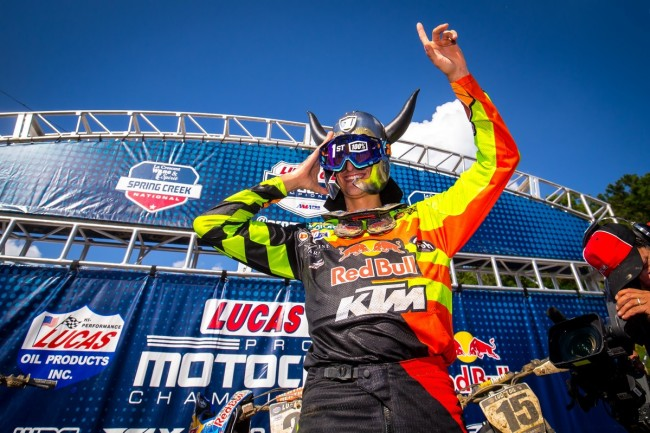 MX US : Marvin Musquin impérial !