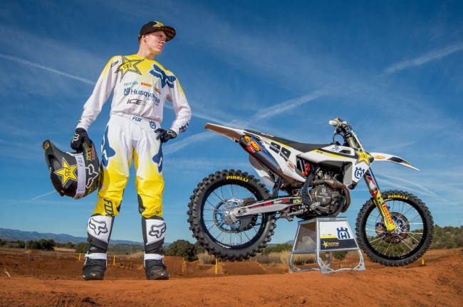 Max Anstie vers KTM Standing Construct ?