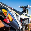 Photos : les machines officielles du team Rockstar Energy Husqvarna Racing