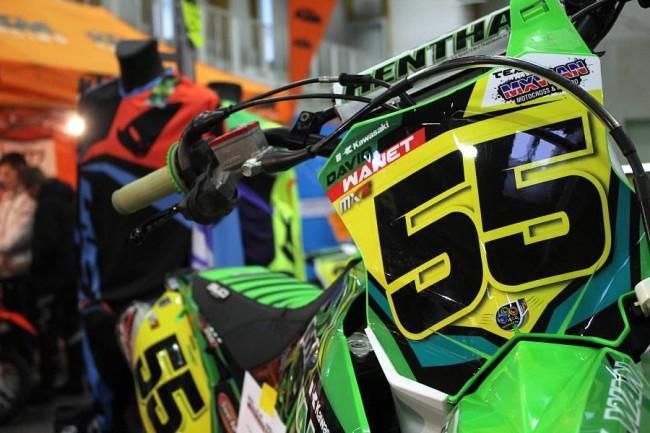 Salon de la moto à Libramont ce week-end