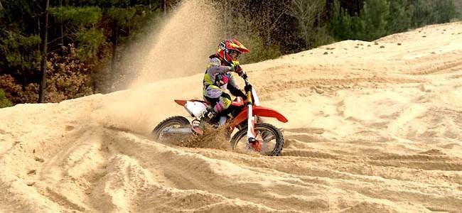 Enduropale du Touquet : Cyril Lambeaux espère clôturer sa saison de sable en beauté ce week-end !
