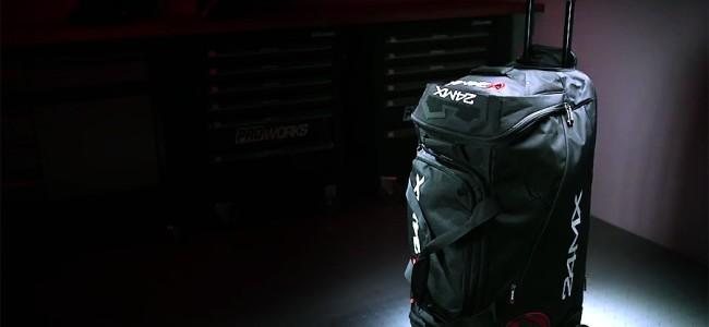 Emmenez votre équipement partout avec vous !