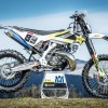 Les machines du team Husqvarna enduro Factory à la loupe