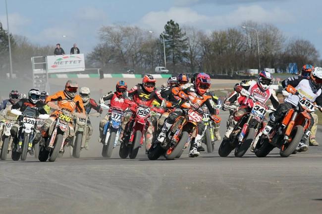 Le championnat de Belgique Supermoto s'ouvrira à Mettet le 17 mars
