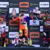 GP d'Europe: Les réactions du podium MX2