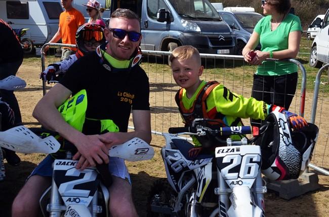 Photos : motocross FPCNA à Etroeungt