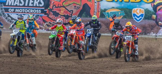 Les primes d'arrivée revues à la hausse sur les Dutch Masters of Motocross
