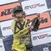 Courtney Duncan prend la tête du mondial féminin à Agueda