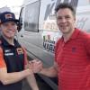 Vidéo : Antoine Magain revient sur sa victoire à Mettet avec Yves Utens