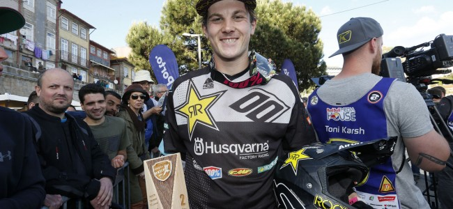 "Billy Bolt premier leader des ""World Enduro Super Series"""
