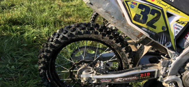 Test produit : les pneus Razorback