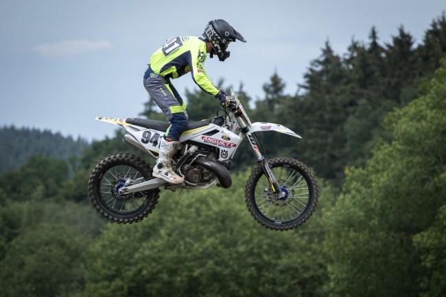 Photos : motocross AMPL à Bastogne