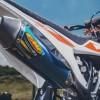 KTM et FMF développent ensemble de nouveaux échappements