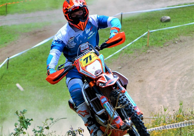 Antoine Magain victorieux à Chimay