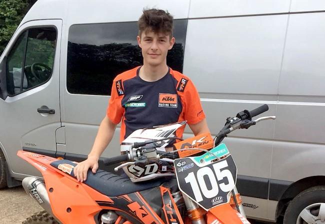 Cyril Genot rejoint le team KTM/VHR